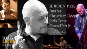26 March 2019 | Jeroen Pek Invites