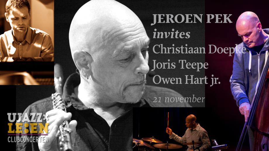 Jeroen Pek Invites - 21 November 2018