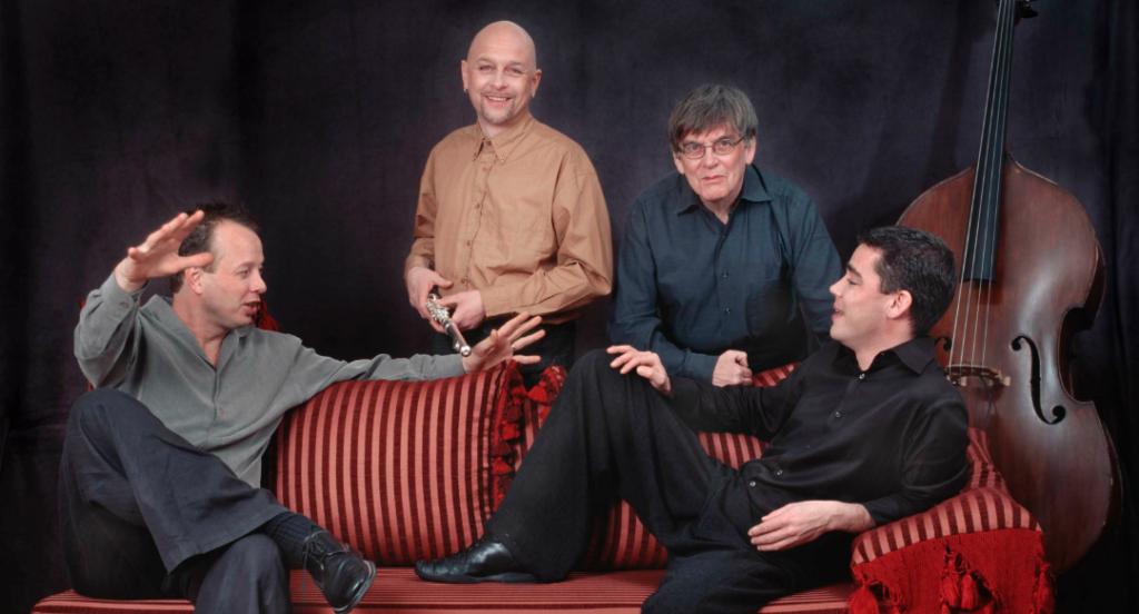 Jeroen Pek Quartet