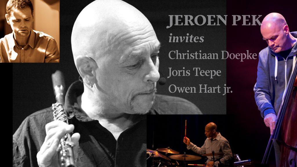 Jeroen Pek Invites