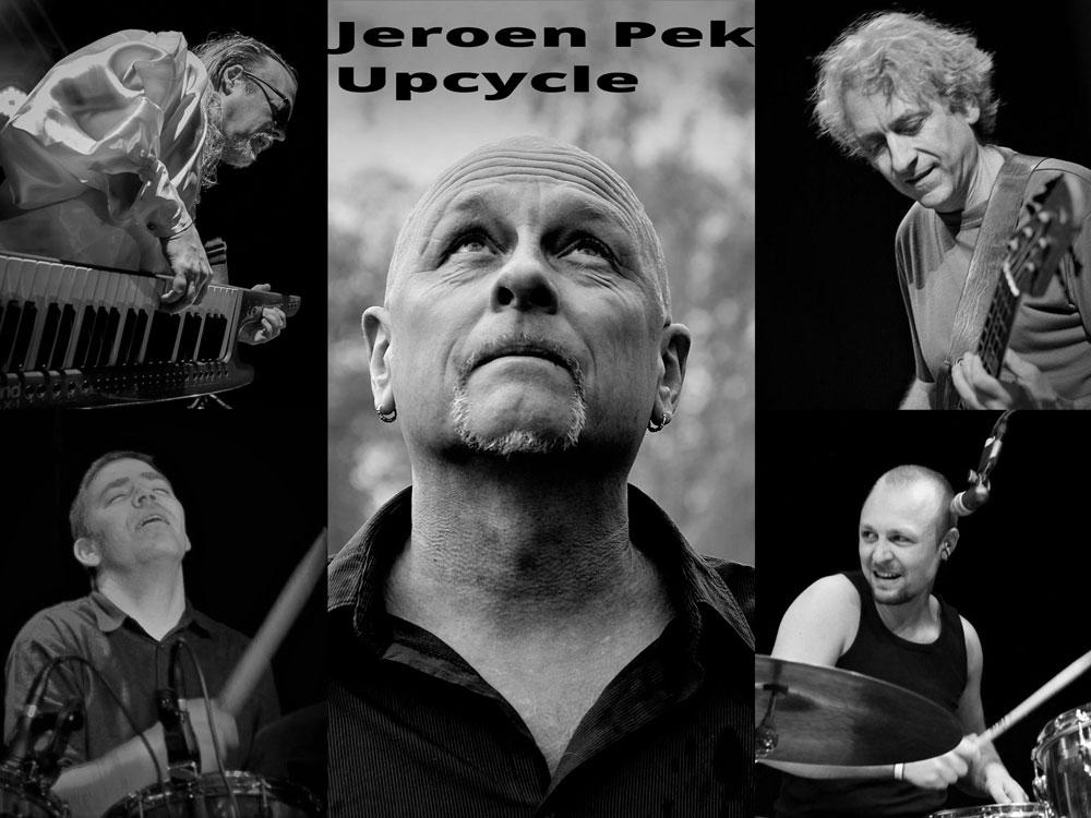 Jeroen Pek Upcycle